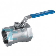 1 PC Ball Valve Stainless Steel 316 Screwed End