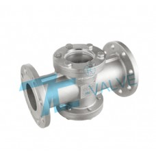 Sight Glass Stainless Steel 304 ANSI 150LB Flange End